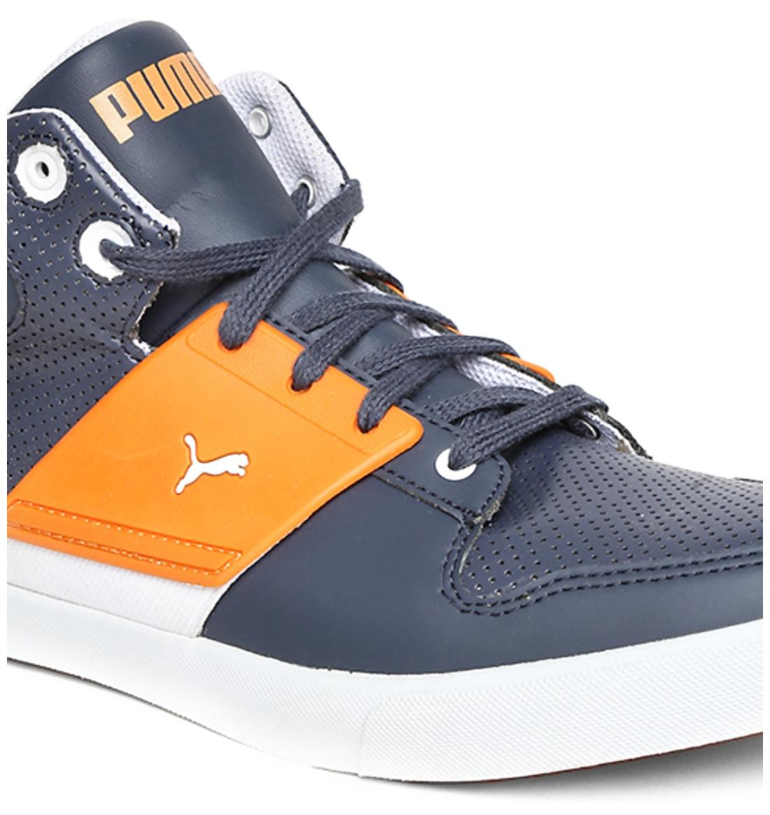 c251367fd3cf80 Buy Puma Unisex Blue Sneakers - 36136701 Online at Low Prices in India -  Paytmmall.com