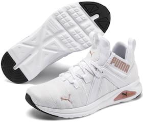 Puma Women Running Shoes ( White )