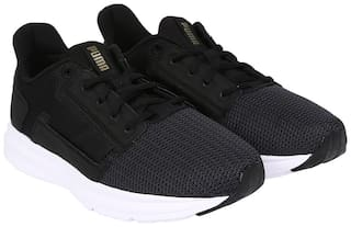 Puma Enzo Street Wn s Running Shoes Black Sports Shoes For Women