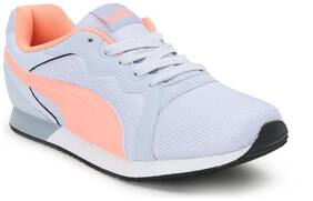 Puma Women Pacer wn s idp heather-bright peach-puma Running shoes ( Grey )