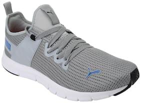 Flex Fire V1 IDP Running Shoes For Men ( Grey )