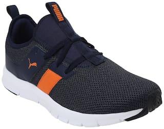 Puma Flex Hype IDP Running Shoes For Men (Blue )