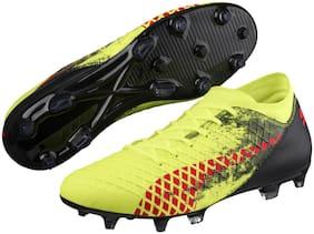 Puma Men FUTURE 18.4 FG/AG Football Shoes ( Yellow )