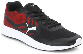 Puma Men Gamble XT IDP Running Shoes ( Black )