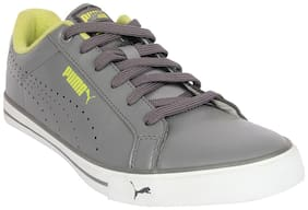 Puma Men Grey Sneakers