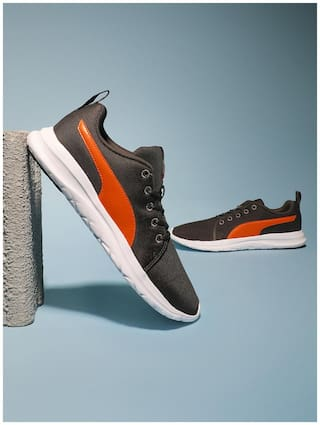 Puma Dryflex IDP Classic Sneakers Shoes For Men (Grey)