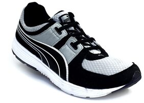 Puma Men Grey Running Shoes - 18792304