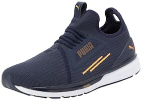 Puma IGNITE Limitless Lean Modern Men Blue Sneakers -