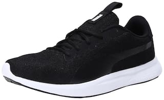 Puma Men Jigsaw IDP Running Shoes ( Black )