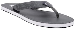 Puma Men Grey Flip-Flops - 1 Pair