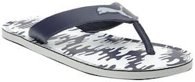 Puma Men Blue Flip-Flops - 1 Pair