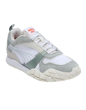 Puma Women Grey Sneakers