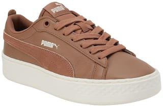 Puma Women Brown Casual Shoes