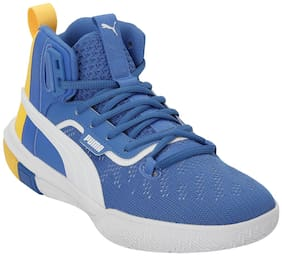 Legacy MM Basketball Shoes For Unisex ( Blue )