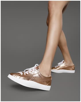 Puma Women Brown Sneakers