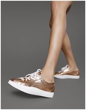 Puma Women Brown Sneakers