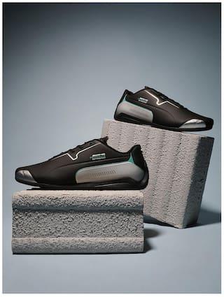 Puma MAPM Drift Cat 8 Unisex Black Sneakers