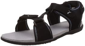 Puma Men Black Sandals