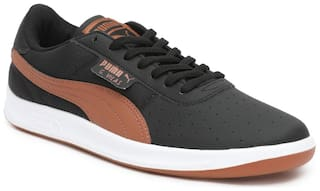 Puma Men Black Sneakers - 36331011