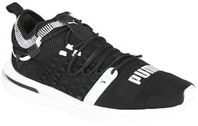 Puma Men IGNITE Limitless SR Fusefit Running Shoes ( Black )