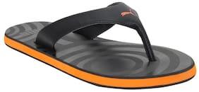 Puma Men Black Flip-Flops - 1 Pair