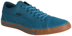 Puma Men Blue Sneakers