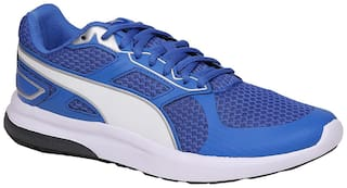 Puma Men Blue Sneakers - 36579206