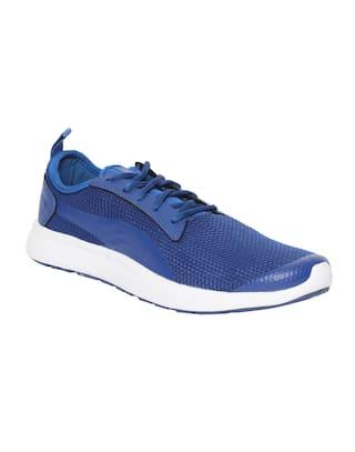 9e477badb7835f Puma Men Blue Running Shoes - 36817801 for Men - Buy Puma Men s ...