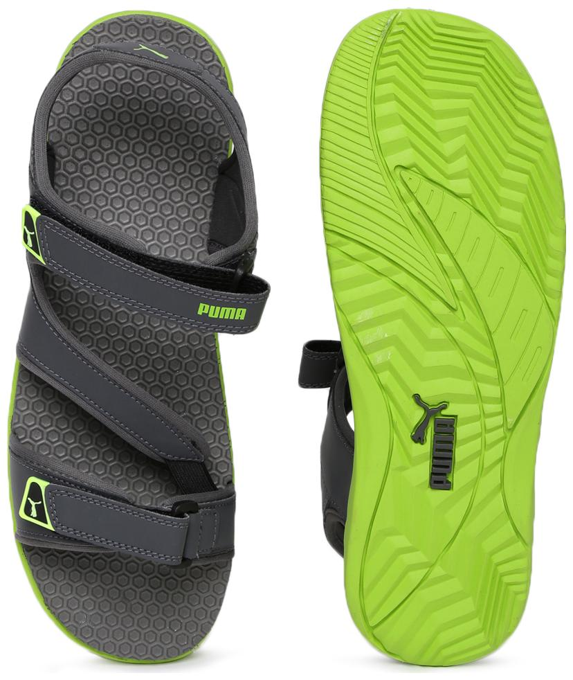 babbfc01cfbdb3 Buy Puma Men Elego 2 IDP Sports Sandals Online at Low Prices in India -  Paytmmall.com