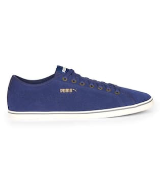 4914ae1dc127f1 Buy Puma Men Navy Blue Casual Shoes Online at Low Prices in India ...