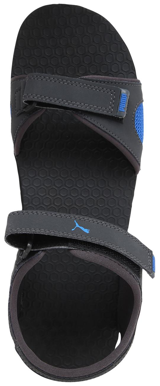Buy Puma Men Grey Sandals Online at Low Prices in India - Paytmmall.com b0f707106