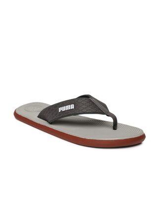 Puma Men Grey Flipflop