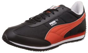 Puma Men Black Sneakers - 36368304