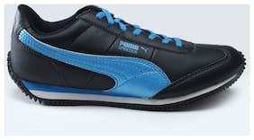Puma Men's Black Running Sport Shoes