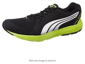 Puma Men's Descendant V2 IDP Black Running Shoes