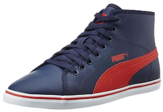 Buy Puma Men Blue Sneakers - 36326202 Online at Low Prices in India ... 5971cfaa6