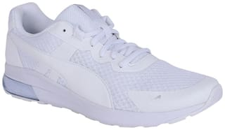f6015ba70e5 Puma Men's Electron White Sport Shoes for Men - Buy Puma Men's Sport ...