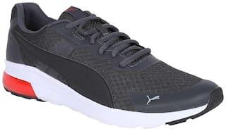 Puma Men's Electron Black Sport Shoes