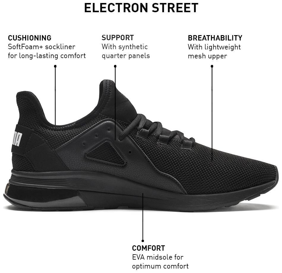 Puma Men Momentum XT Running Shoes