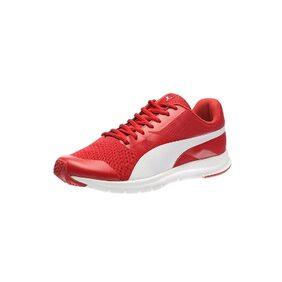 Puma Men's Flexracer Dp Red Sneakers