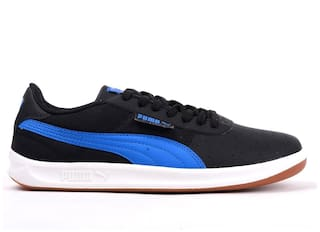 565c93f6c260 Buy Puma Men Black Casual Shoes - G. Vilas 2 Core Idp Online at Low ...