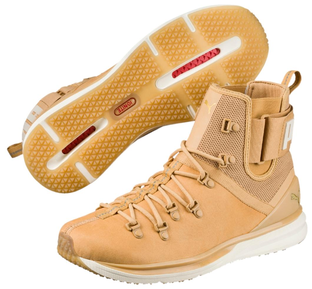 Buy Puma Men Tan Sneakers - 19056302 Online at Low Prices in India -  Paytmmall.com fd0f5e181