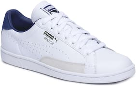 brand new 62b37 7ee65 Buy Puma Men White Sneakers - 35436717 Online at Low Prices ...