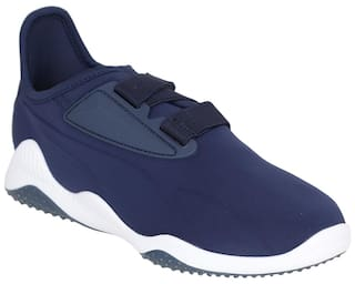 5037ae9c3a6 Buy Puma Men Blue Sneakers - 36559601 Online at Low Prices in India ...