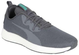 bfc4539366f Puma Men's NRGY Neko Sport Black Walking Shoes for Men - Buy Puma ...