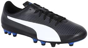 Puma Men Spirit AG Football Shoes ( Black )