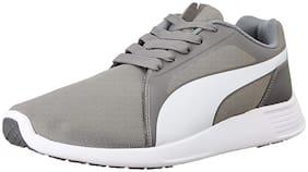 Puma Unisex Running Shoes ( Grey )