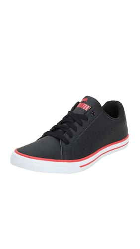 Puma Rick Point NU IDP Men Black Sneakers -