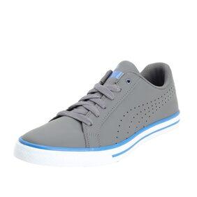 Puma Men's Rick Point NU IDP Grey Sneakers