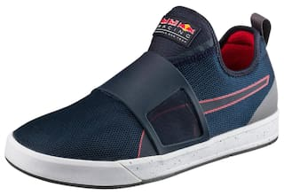 f4c16515ecb9f3 Buy Puma Men Navy Blue Sneakers Online at Low Prices in India ...